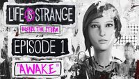Video Game: Life is Strange: Before the Storm - Episode 1: Awake