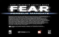 Video Game: F.E.A.R.: Perseus Mandate