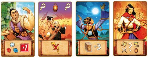 Board Game: Madame Ching