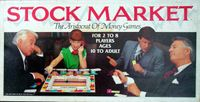 Board Game: Stock Market Game