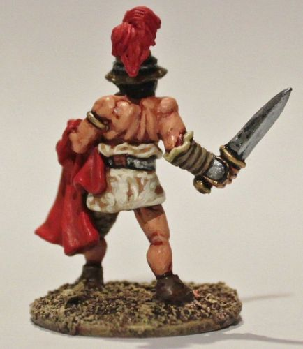 Board Game: Gladiator: The Game of Deadly Arena Combat in Ancient Rome