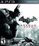 Video Game: Batman: Arkham City