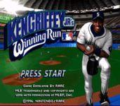 Video Game: Ken Griffey, Jr.'s Winning Run