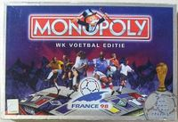 Board Game: Monopoly: World Cup France '98 Edition