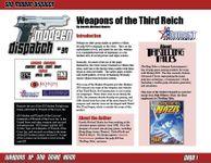 Issue: Modern Dispatch (Issue 37 - 2005)