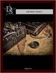 RPG Item: 100 Half-Elf Trinkets