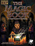RPG Item: The Magic Book
