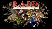 Board Game: RAID: Random Adventures In Dungeons