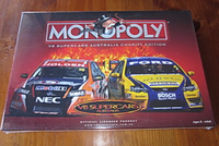 Board Game: Monopoly: V8 Supercars Australia Charity Edition