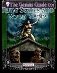 RPG Item: The Genius Guide to: Rune Staves and Wyrd Wands