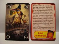Board Game: Wizard Extreme: Revolution promo card