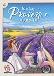 Board Game: Walking in Provence