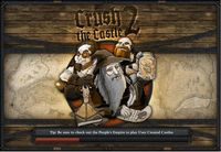 Video Game: Crush the Castle 2