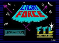 Video Game: Lightforce