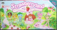 Board Game: Strawberry Shortcake Strawberryland: The Board Game for Berry Best Friends