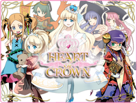 Board Game: Heart of Crown