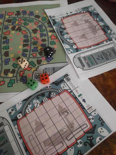 Board Game: Candy Craze