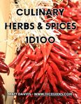 RPG Item: Culinary Herbs & Spices: 1D100