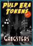 RPG Item: Pulp Era Tokens Set 01: Gangsters