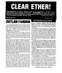 Issue: Clear Ether! (Vol 4, No 4 - Sep 1979)