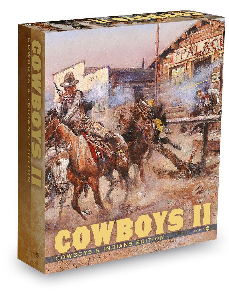 Cowboys II: Cowboys & Indians Edition