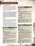 RPG Item: The Dragon Twins' Lair