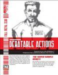 RPG Item: Debatable Actions