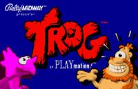 Video Game: Trog!