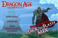 Video Game: Dragon Age Legends: Remix 01