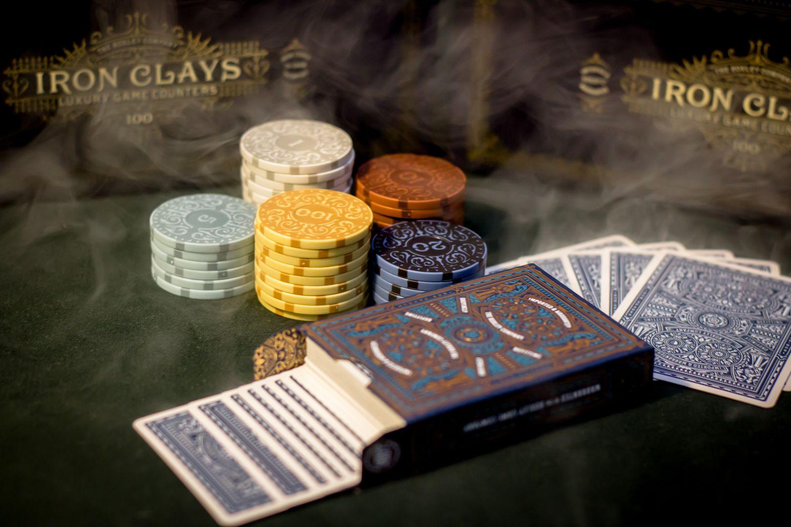 Board Game Accessory: Iron Clays