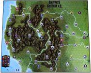 Board Game: Railways of the Western U.S.