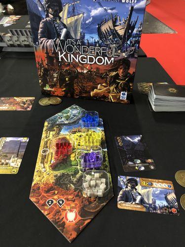 Board Game: It's a Wonderful Kingdom