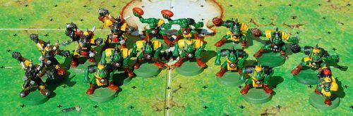 Board Game: Blood Bowl: Living Rulebook