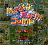 Video Game: Monster Farm Jump