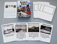 Board Game: Railways of the World: Event Deck