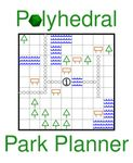 Board Game: Polyhedral Park Planner