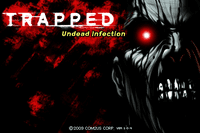Video Game: Trapped: Undead Infection