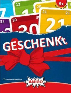 Geschenkt, Amigo, 2011 edition