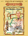 RPG Item: Gaz F05: The Western Alliance