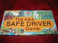 Board Game: The AAA Safe Driver Game