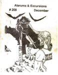 Issue: Alarums & Excursions (Issue 208 - Dec 1992)