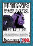 RPG Item: Ultimate Feat Decks: Core Rulebook