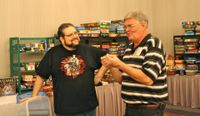 Board Game Designer: Richard Borg