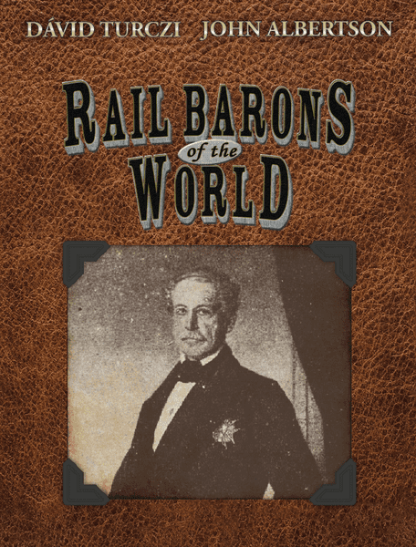 Railways of Sweden Australia & Rail Barons of the World
