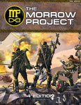 RPG Item: The Morrow Project 4th Edition