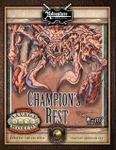 RPG Item: Champions Rest