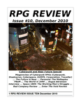 Issue: RPG Review (Issue 10 - Dec 2010)