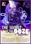 RPG Item: The Secret of the Ooze