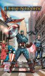 Board Game: Legendary: A Marvel Deck Building Game – Captain America 75th Anniversary