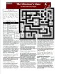 RPG Item: The Minotaur's Maze